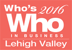 Who's Who in Business Lehigh Valley 2016